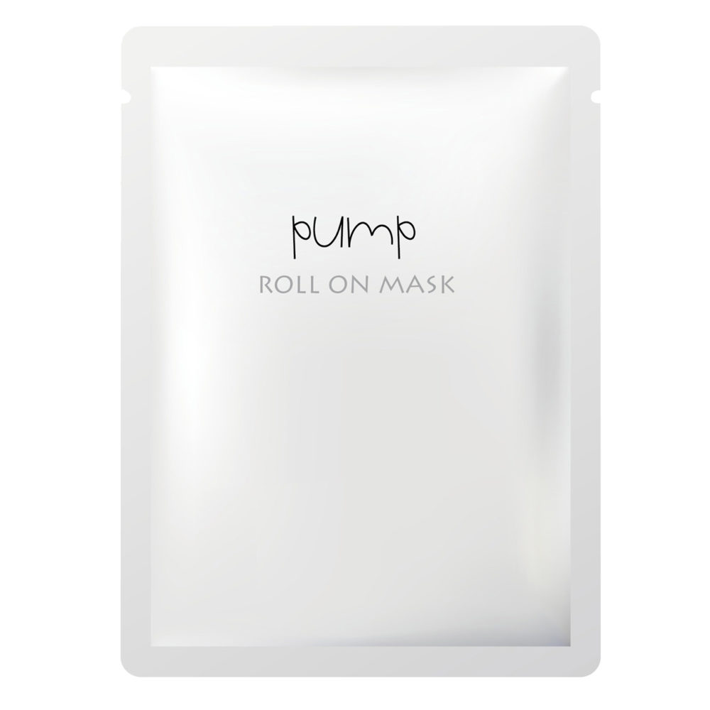 Visible Ingredients Product - Pump® Silk Mask | 產品 - Pump® 面膜