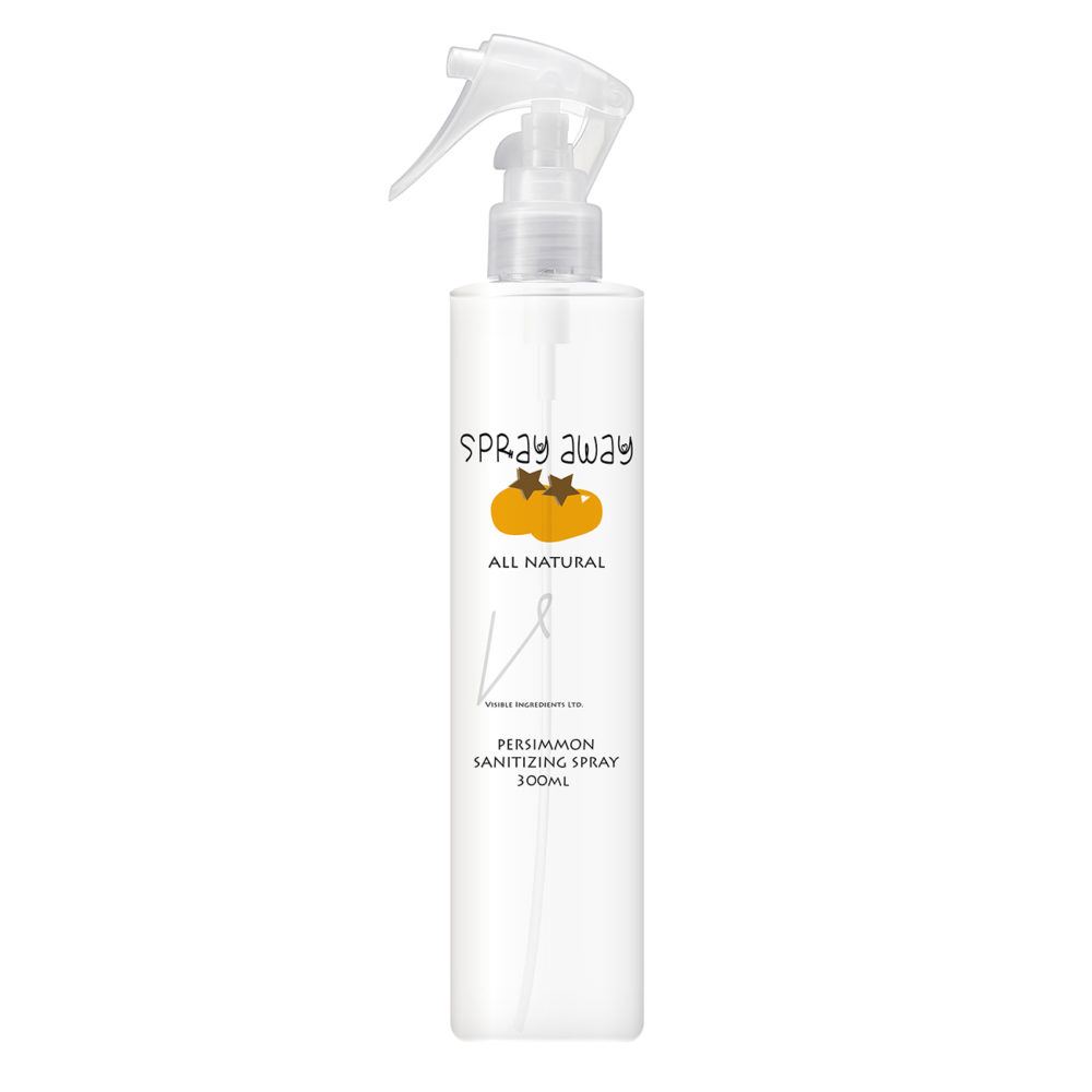Visible Ingredients Product - Spray Away | 產品 - Spray Away