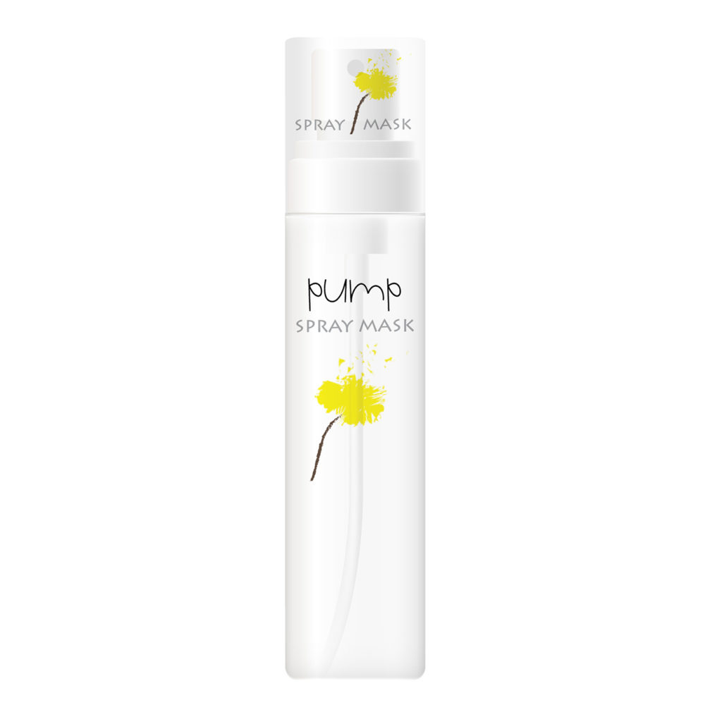 Visible Ingredients Product - Pump® Spray Mask | 產品 - Pump® 噴霧面膜